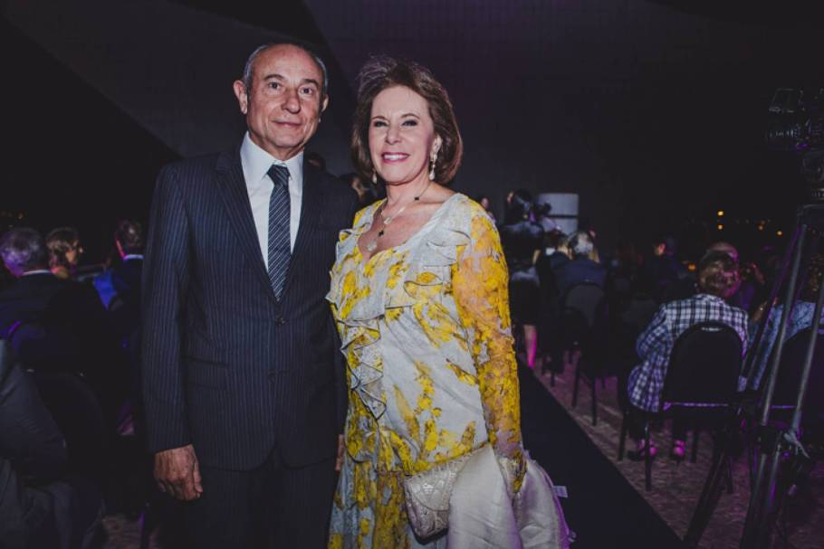 9 no Panteão da Pátria - Flávio Marcilio e Janete Vaz - Bernadete Alves