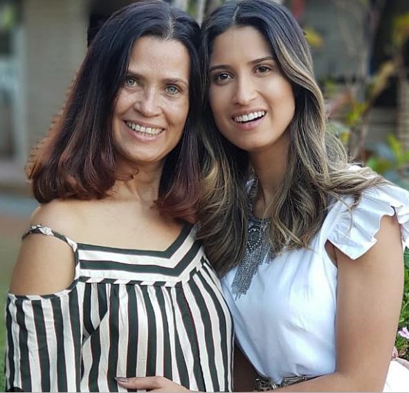 Letícia Curado recebe a Carteira da OAB/DF - Bernadete Alves
