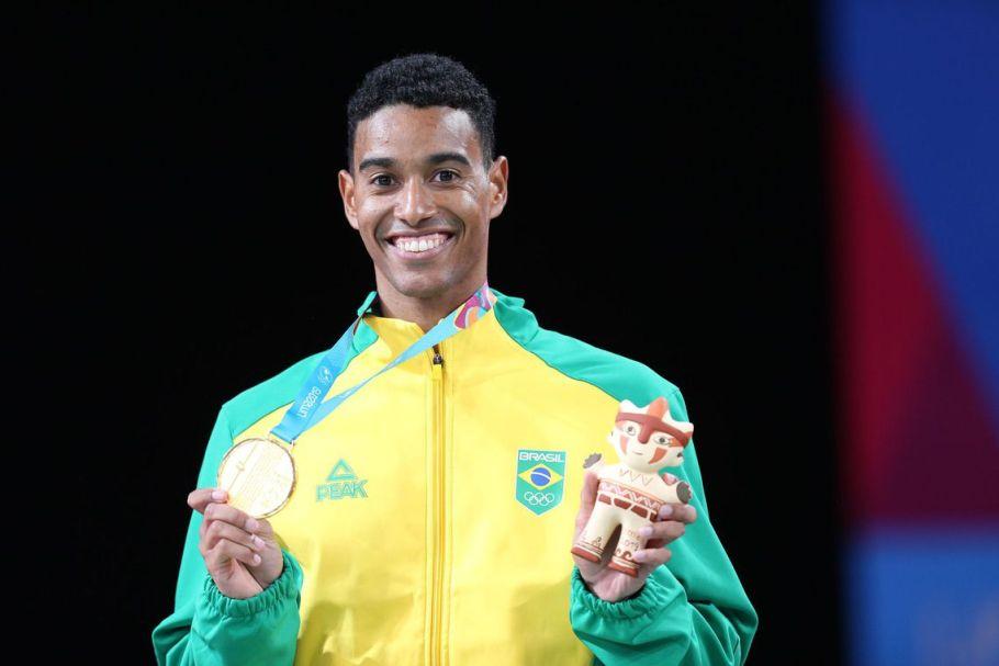 Badminton dá ouro inédito para o Brasil no Pan 2019 - Bernadete Alves