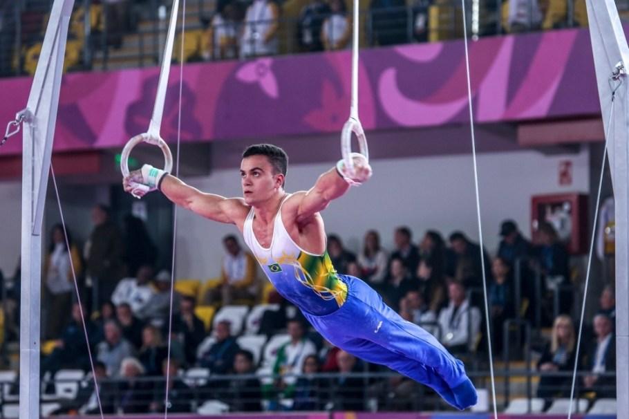 Ginastica do Brasil faz melhor campanha no Pan com 11 pódios - Bernadete Alves