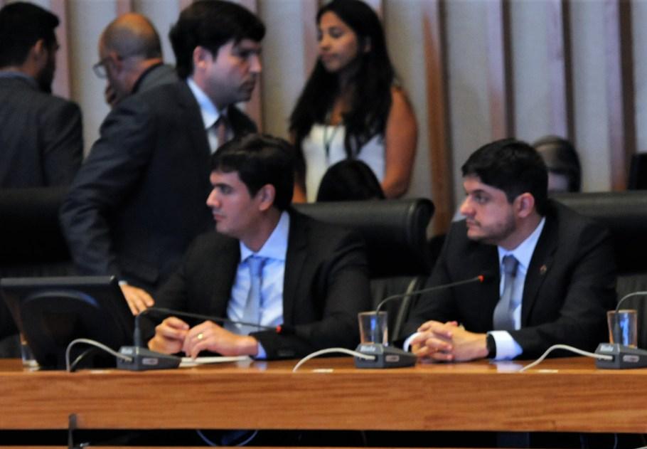 Deputado Rafael Prudente, presidente da CLDF,  reabre os trabalhos para segundo semestre de 2019 - Bernadete Alves