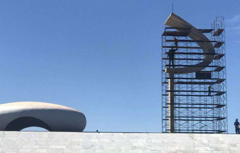 Memorial se prepara para festejar os 117 anos de JK - Bernadete Alves
