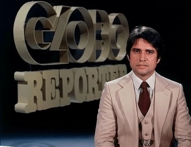 Sérgio Chapelin deixa comando do Globo Repórter - Bernadete Alves
