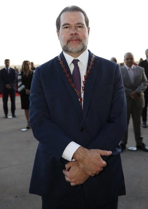 Ministro Dias Tóffoli, presidente do STF