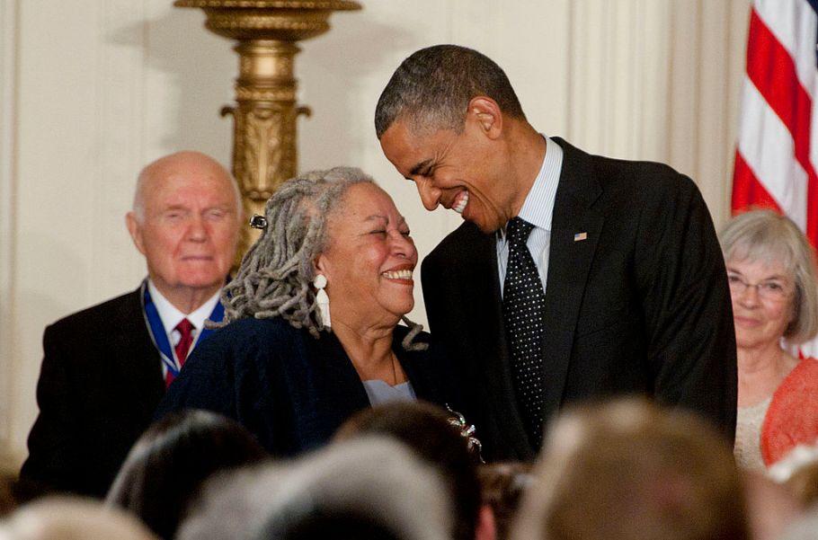 Toni Morrison - Nobel de Literatura morre aos 88 anos - Bernadete Alves