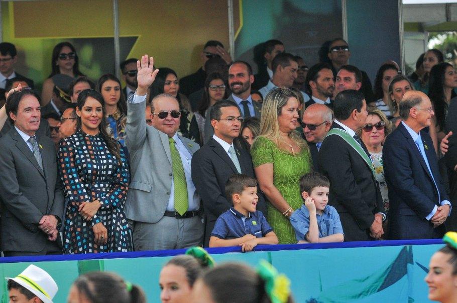 7 de Setembro em Brasília - Rodovalho -Bernadete Alves