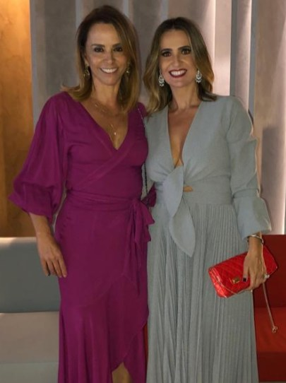 As arquitetas Denise Zuba e Karla Amaral