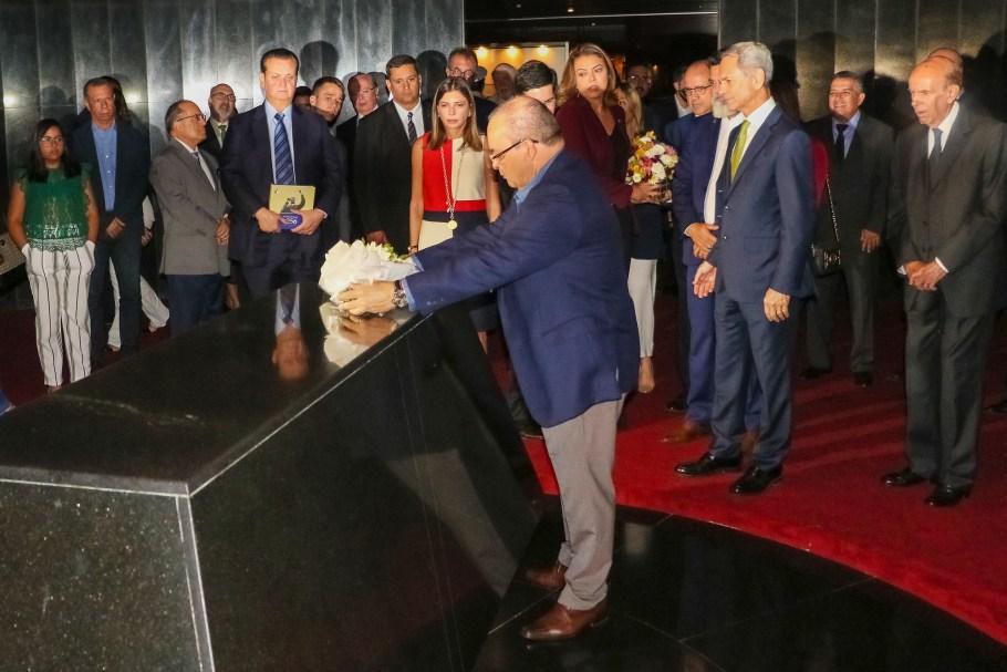 Evento celebra os 117 anos de JK e os 38 do Memorial JK -  Bernadete Alves