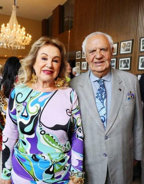 Mara e Gilberto Amaral celebram Bodas de Diamante