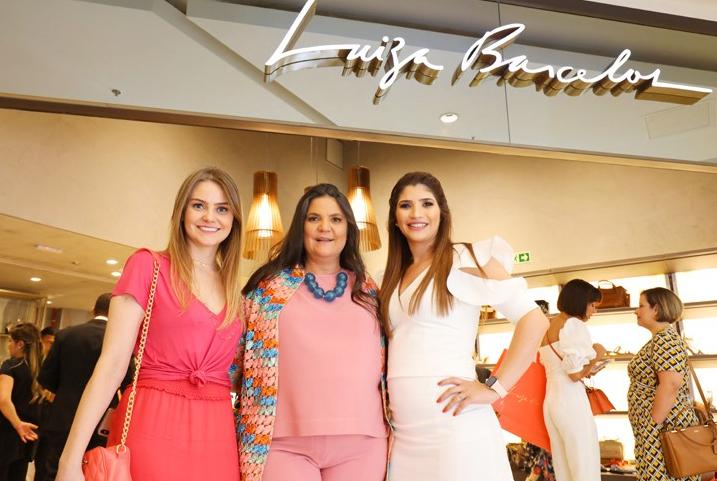 Luiza Barcelos abre loja no ParkShopping BSB -Fernanda Barcelos -Bernadete Alves