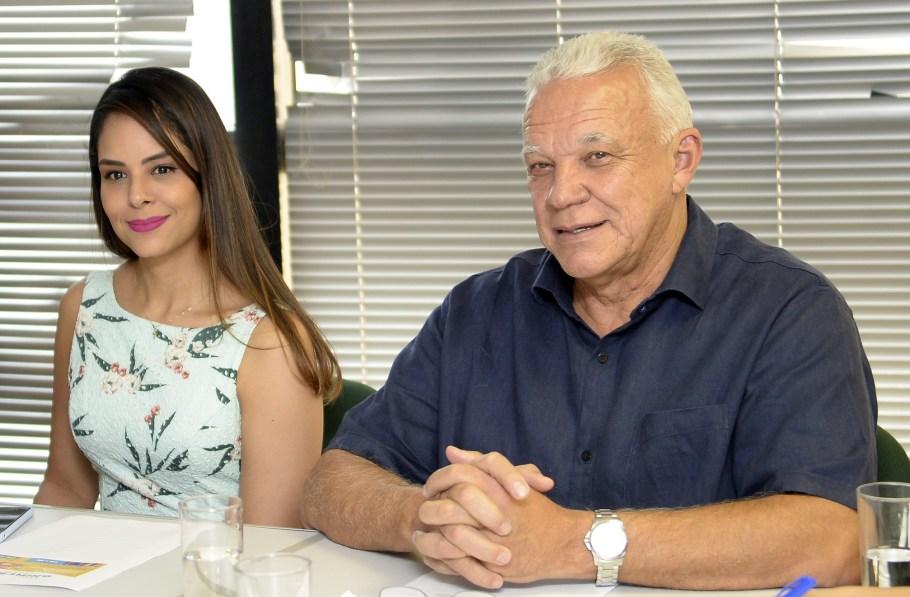 Mayara Noronha coordena campanha em prol das crianças - Bernadete Alves