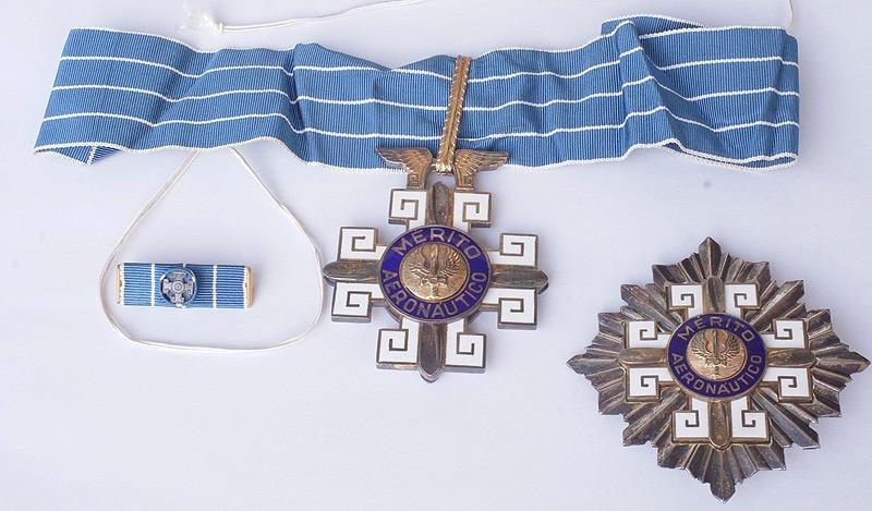 Dia do Aviador é celebrado com a entrega do Mérito Aeronáutico 2019 - Bernadete Alves