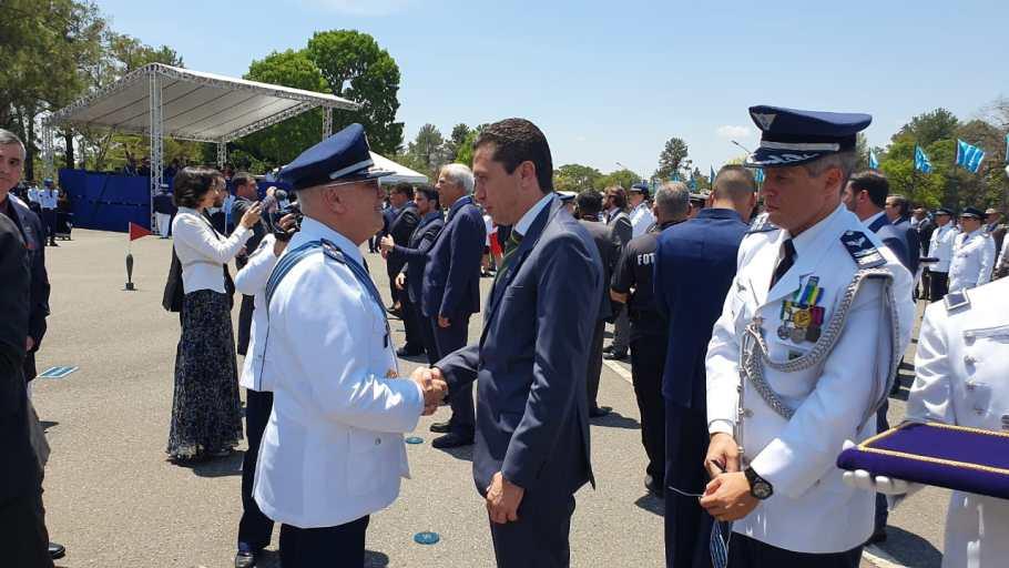 Dia do Aviador é celebrado com a entrega do Mérito Aeronáutico - Bernadete Alves