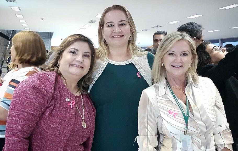GDF lança programação do Outubro Rosa - Bernadete Alvesane Brasil - Bernadete Alves