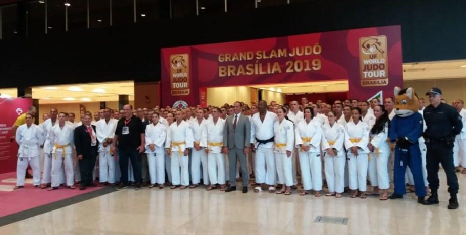 Grand Slam Judô Brasília mostra protagonismo brasileiro - Bernadete Alves