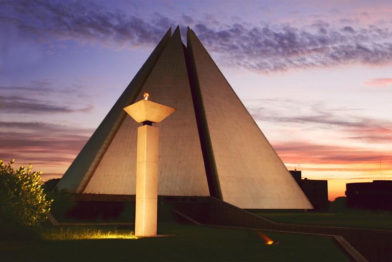Templo da Boa Vontade inicia programação dos 30 anos - Bernadete Alves