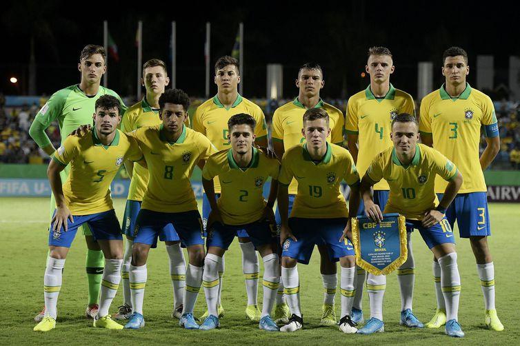 Brasil está nas semifinais do Mundial Sub-17 -  Bernadete Alves