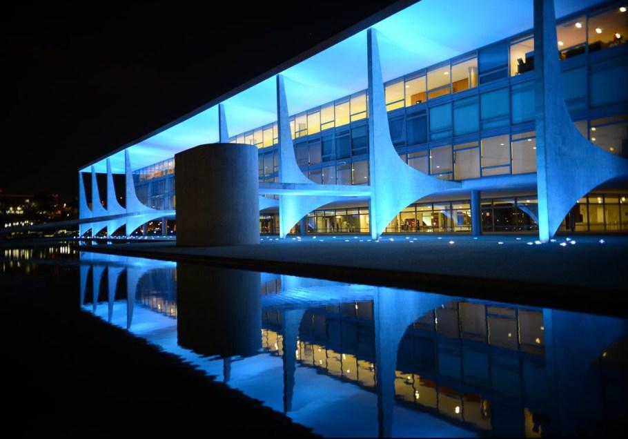 Palácio do Planalto - Novembro Azul - Bernadete Alves
