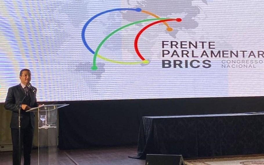 Frente Parlamentar do Brics - Clube do Exército -  Bernadete Alves