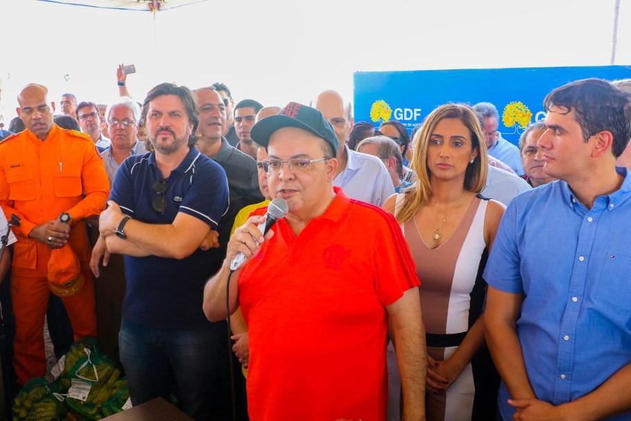 GDF lança Dengue Zero 2020 - Gov - Bernadete Alves
