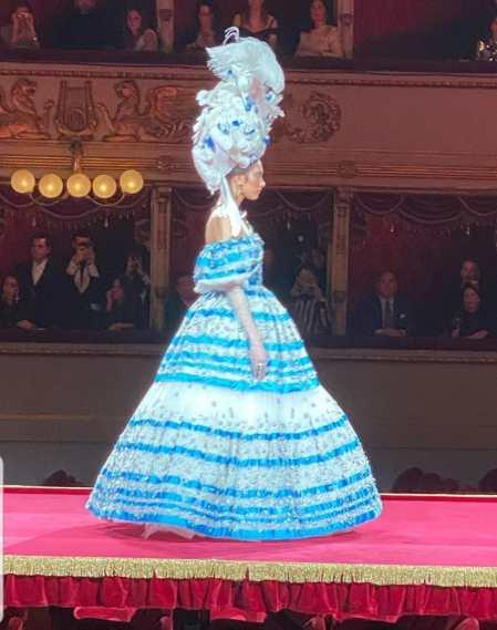 Dolce & Gabbana apresenta espetáculo de Alta Moda no Teatro Alla Scala - Bernadete Alves