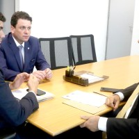 Presidente da OAB/DF e CLDF discutem a flexibilização de atividades no SIG