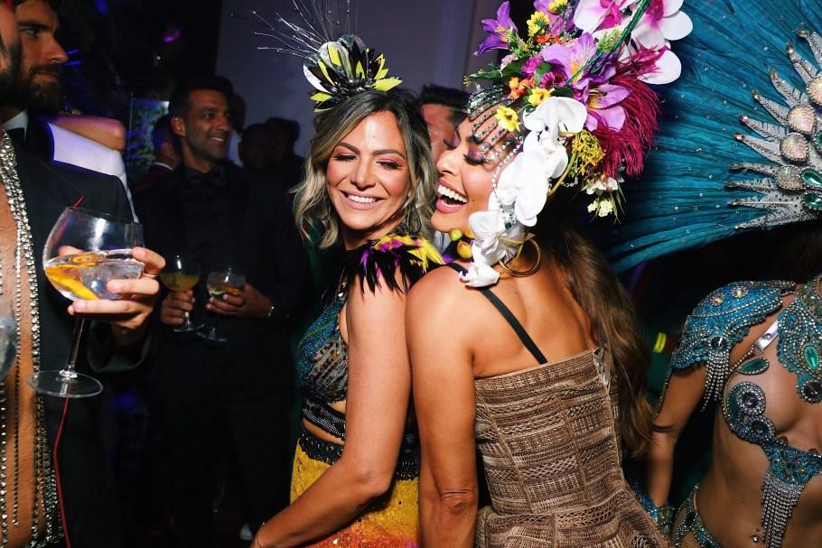 Baile da Vogue 2020 mostra o Jardim das Delícias - Bernadete Alves