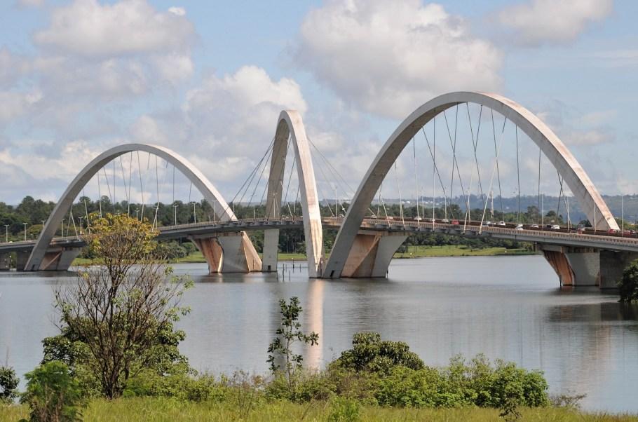 Encantos de Brasília - Ponte JK - Bernadete Alves