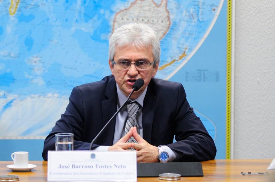 Receita Federal - José Tostes Neto - Bernadete Alves