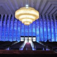Santuário Dom Bosco celebra 50 anos com tour virtual e missa online