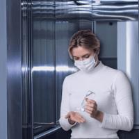 Uso de máscara é obrigatório em Condomínios
