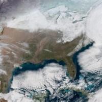 'Ciclone bomba' causa pânico no sul do país