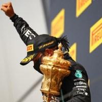 Hamilton quebra recorde e vence de forma espetacular GP da Inglaterra
