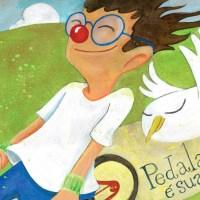 """""""Pedalar é Suave"""" ensina segurança no trânsito para crianças"""