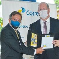 Correios instala primeiro locker do Brasil no Paranoá-DF