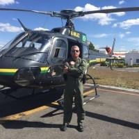 Morre Renato de Souza, o piloto que ajudou no combate ao fogo no Pantanal