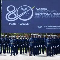 FAB celebra os 80 anos do Comando da Aeronáutica com Selo e Homenagens