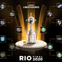 Final da Libertadores 2020 é 100% brasileira