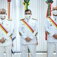 Superior Tribunal Militar dá posse aos ministros Nazareth e Puntel