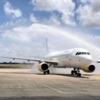 Chega ao Brasil o primeiro avião da Itapemirim