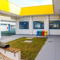 Vila Planalto recebe do GDF escola pioneira totalmente reconstruída