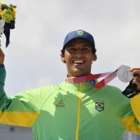 Brasil ganha primeira medalha em Tóquio com Skate Olímpico