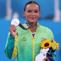 Rebeca Andrade grava seu nome nas Olimpíadas de Tóquio