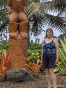 Bernie in Hawaii