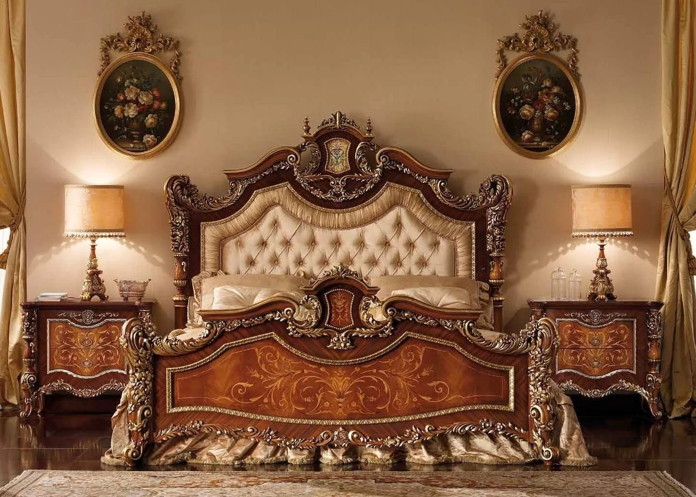 Headboard Bedroom Set