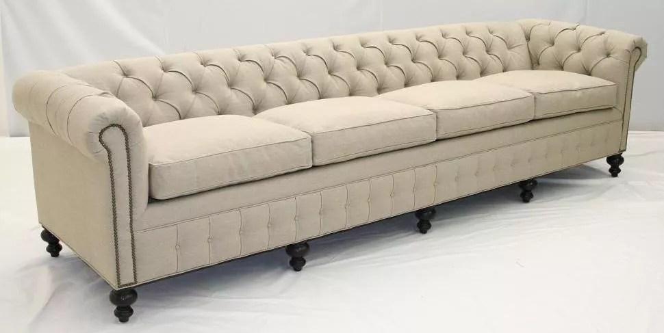 Linen Chesterfield Sofa Best Ideas