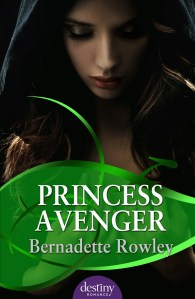 Princess Avenger Cover