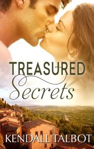 Tresured Secrets book cover medium