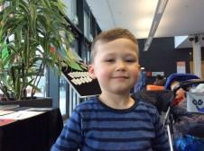 david 4 years old 2
