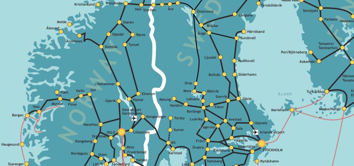 Interrail Planı